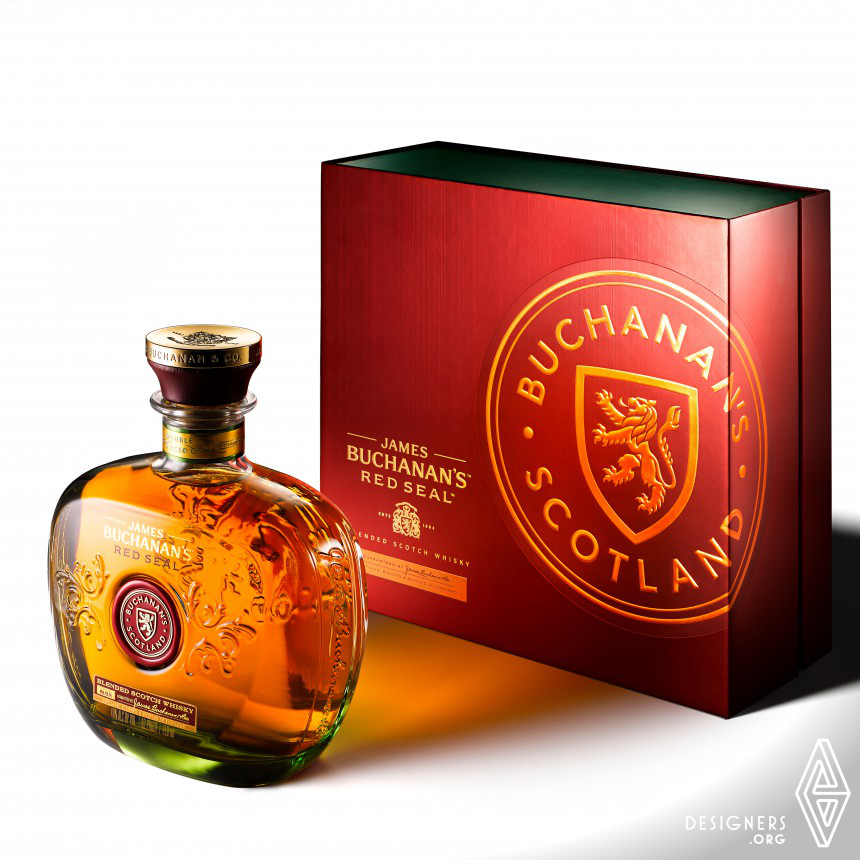 Buchanan's Red Seal Branding and Redesign