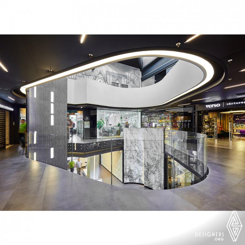 Inspirational Urban Recreation Mall Design