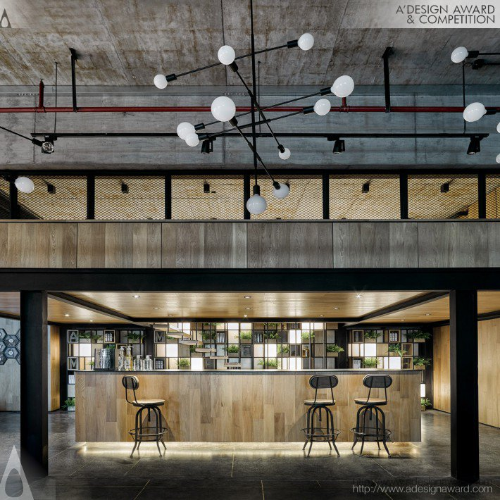 Industrial Nature (Work, Communication Design)