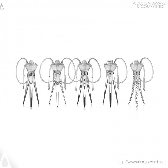 Meduse Pipes (Shisha, Hookah, Nargile Design)