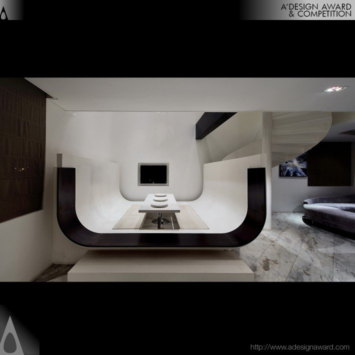 Curve (Residence Design)