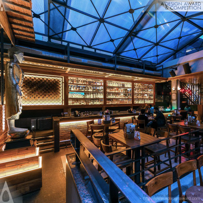 Club Tao Restaurant and Bar by Nexus Design Integrated