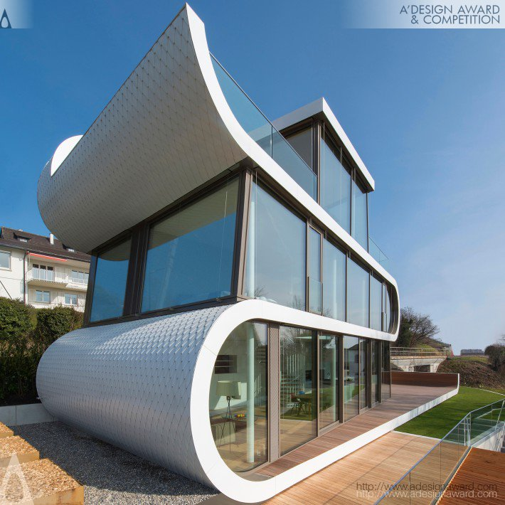 Flexhouse (Residential Building Design)