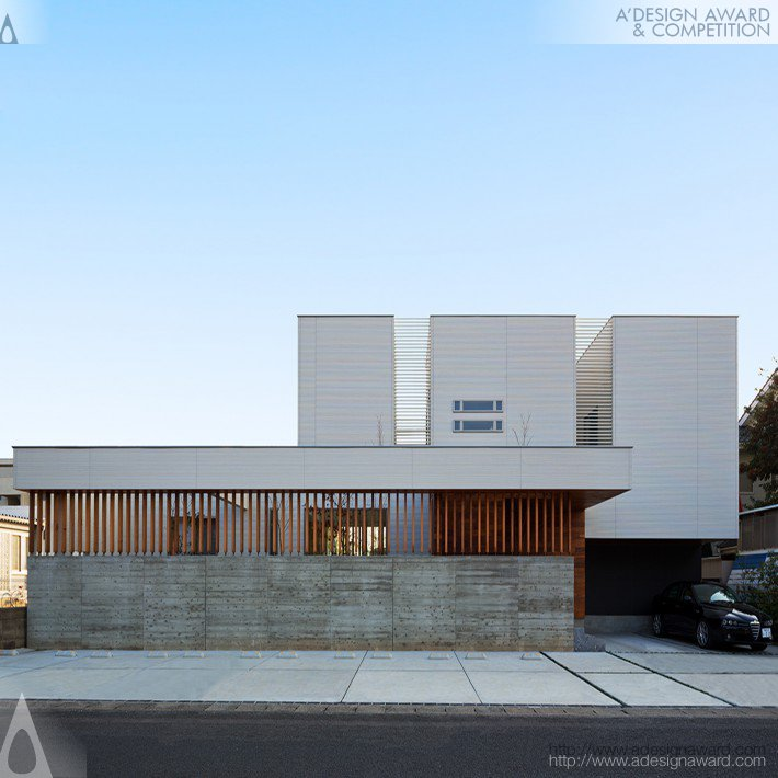 N8-House [ House of Iii-Box ] (Residential House Design)