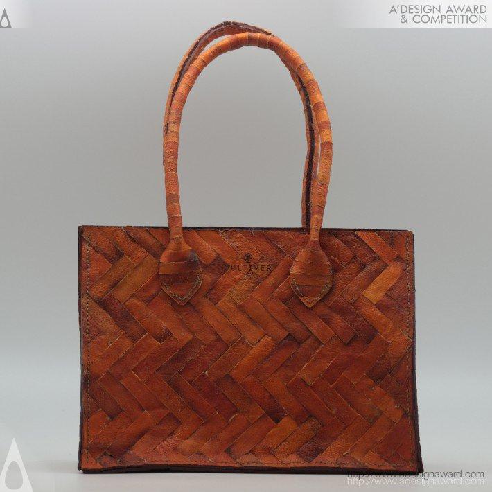 Cultiver (Orange Handbag Design)