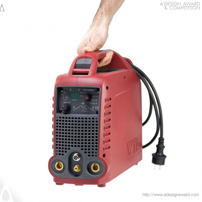 A Design Award And Competition Images Of Tp 2000 Portable Welder By Pq Design Studio
