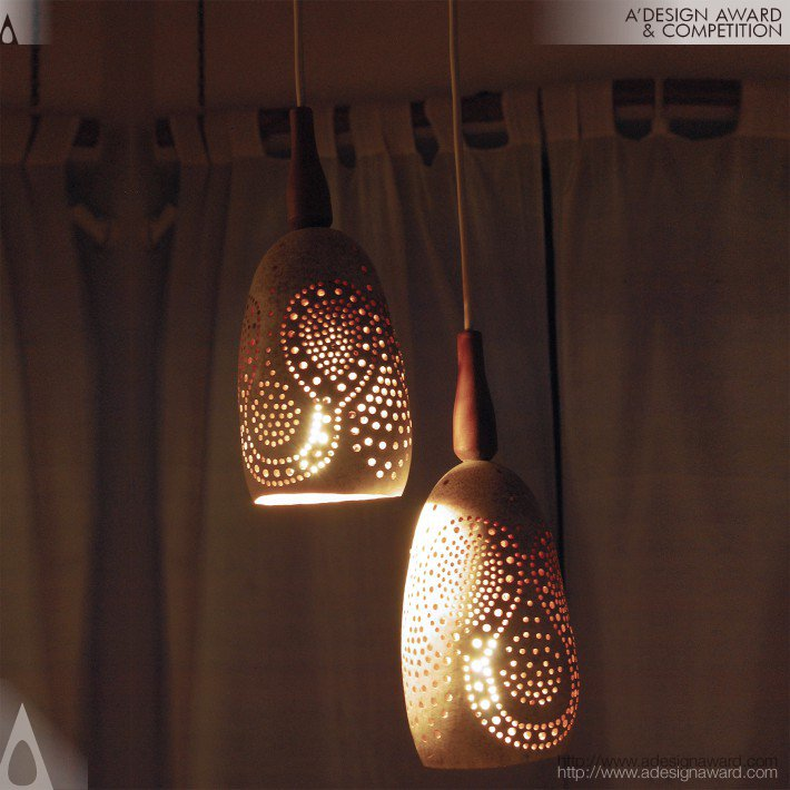 Roberto and Fabiana Pendant Light