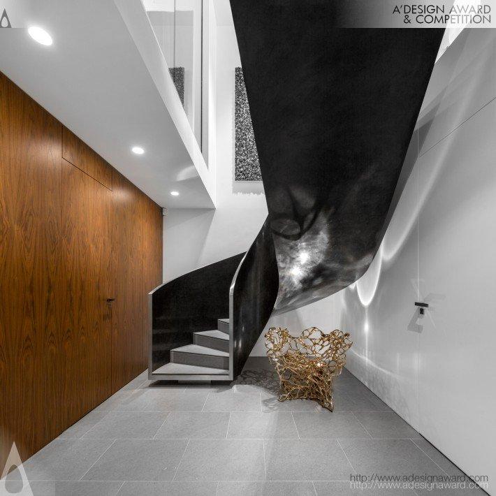 London Penthouse (Interior Design Design)