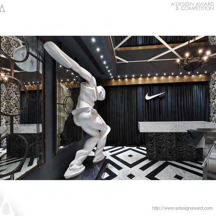 Mooi (Sports Clubbing Design)