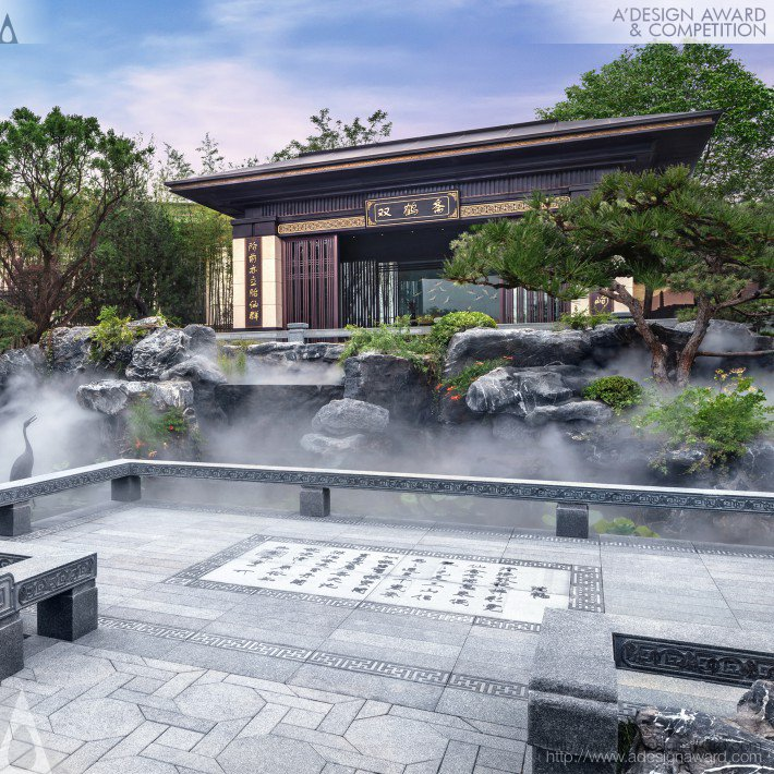 Residential Landscape by Shimao Group Property