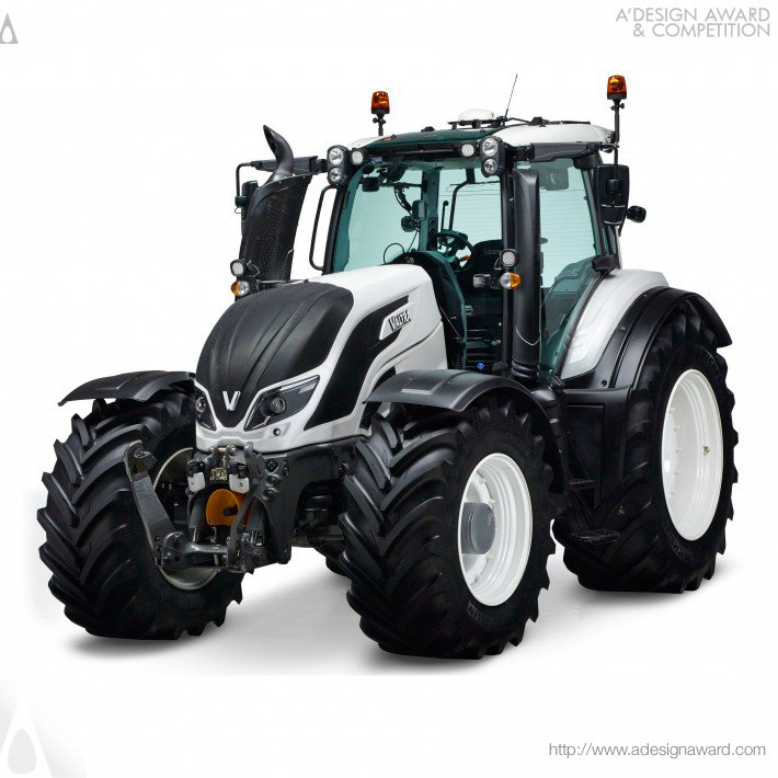 Valtra T4-Series (Multifunctional Tractor Design)
