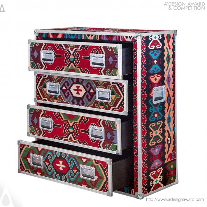 Chilim (Chest of Drawer Design)