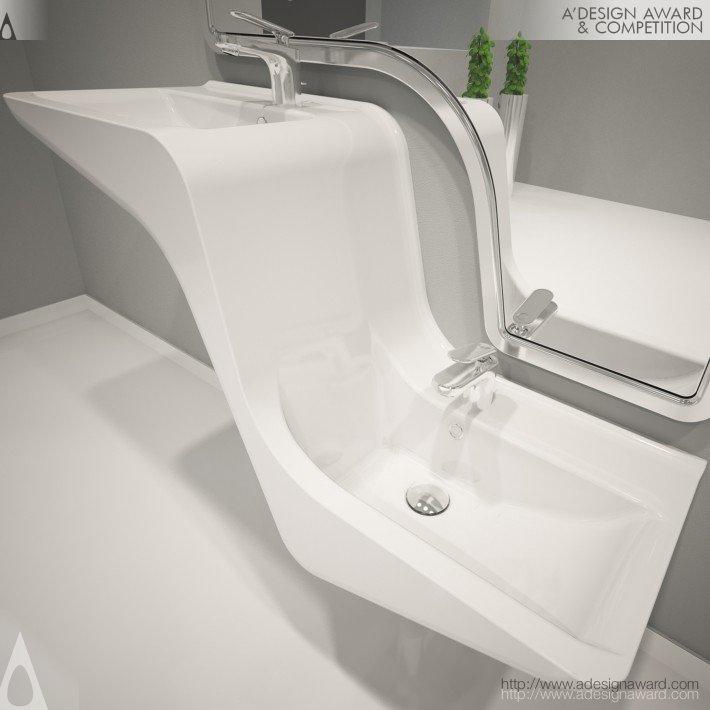 Albatros (Washbasin-Family Unit Design)