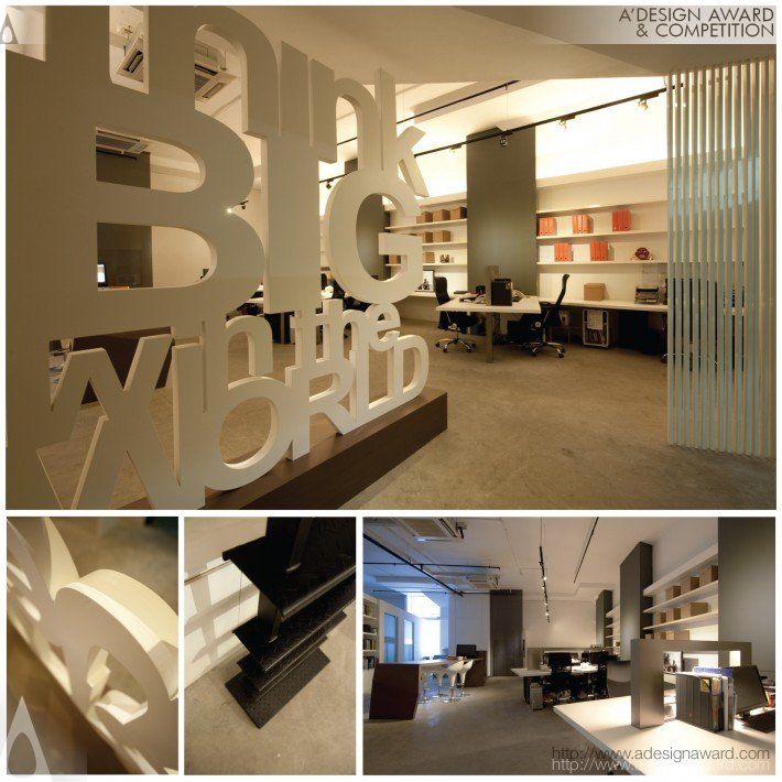 Office Interior by Visual Studio Singapore Pte Ltd