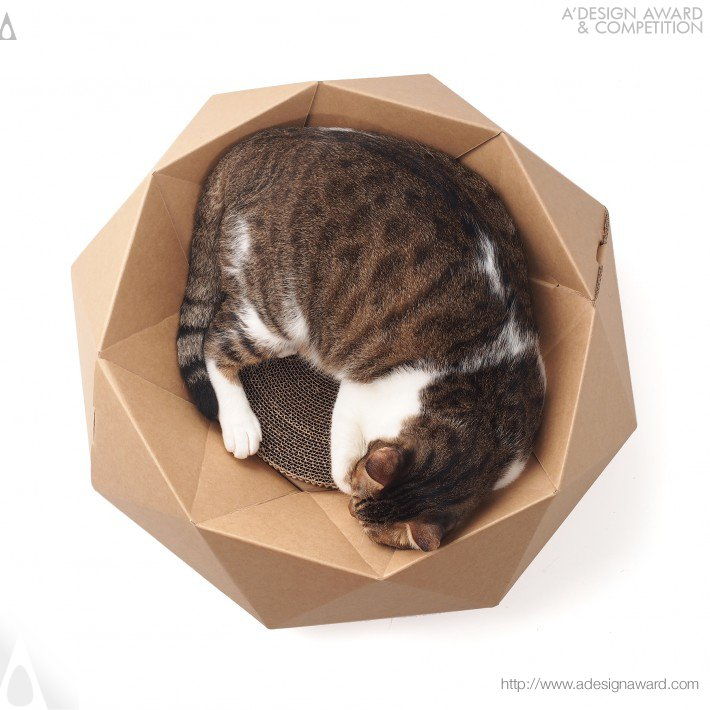 Diamond Bed (Cat Toy Design)