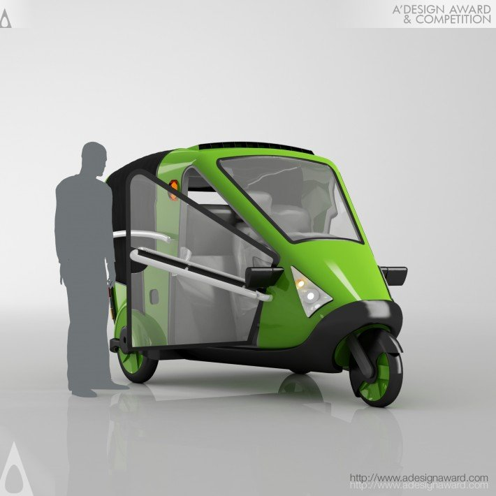 Phaeton (Electric Vehicle Design)