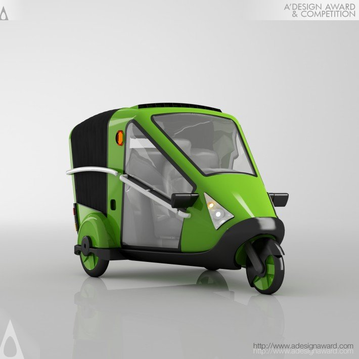 Phaeton (Electric Vehicle Design)