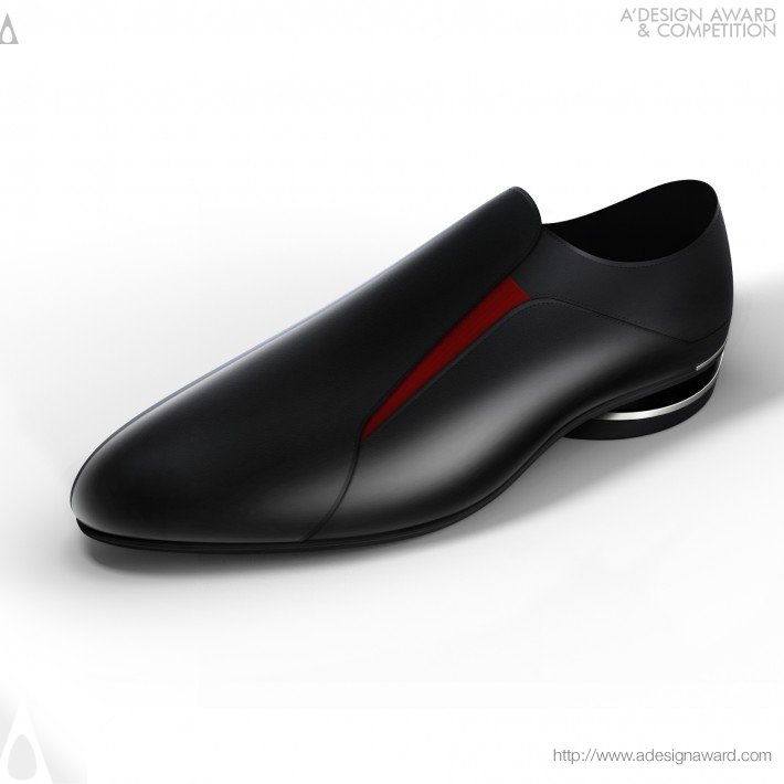 Le Maestro (Modern Dress Loafer Design)