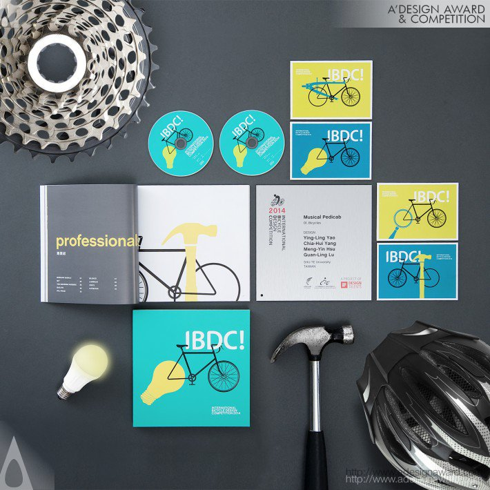 Ibdc-2014 Promotional Images (Visual Identity Design)