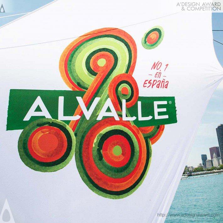 Alvalle Gazpacheria Event (Consumer Experience Design)