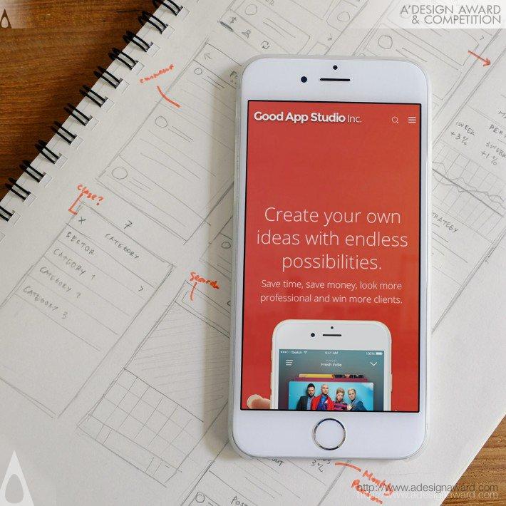 Good App Studio Inc (Website Design)