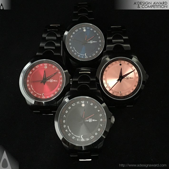 #yourtime (Luxury Timepiece Design)