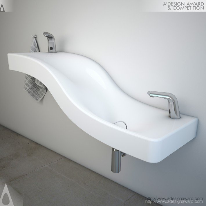 Serel Wave (Washbasin Design)