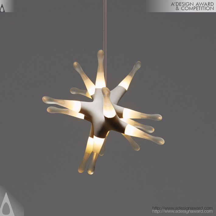 Leefy See Dragon (Pendant Light Design)