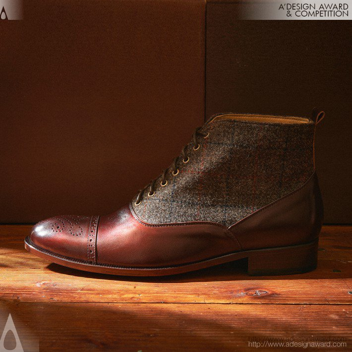 Balmoral (Functional and Fashionable Boots Design)