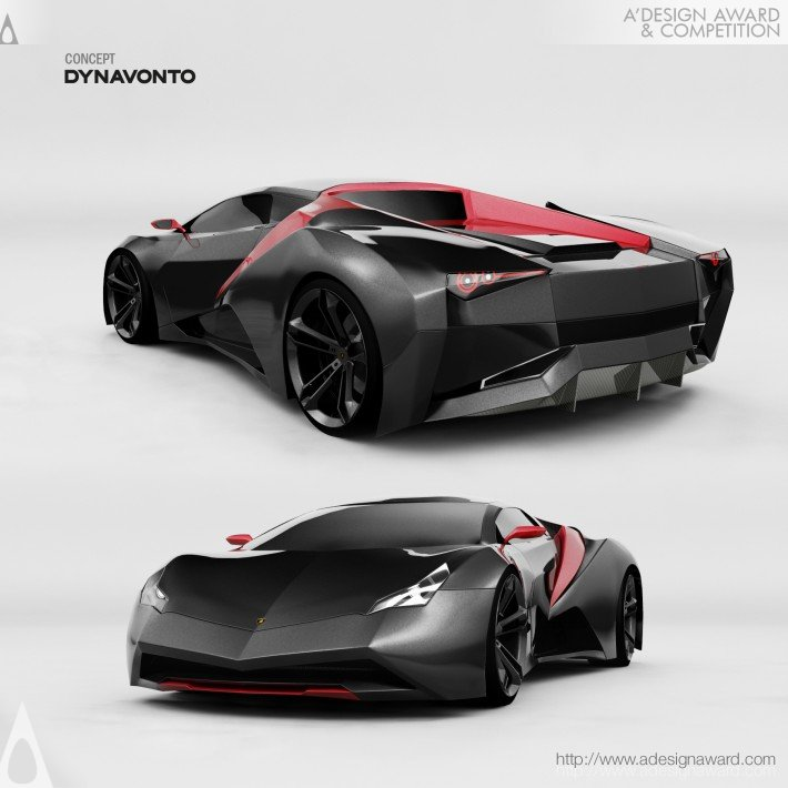 Dynavonto (Exotic Car Concept Design)