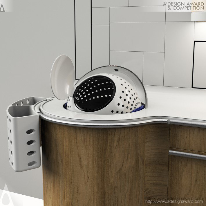 Toss (Multifunctional Laundry System Design)