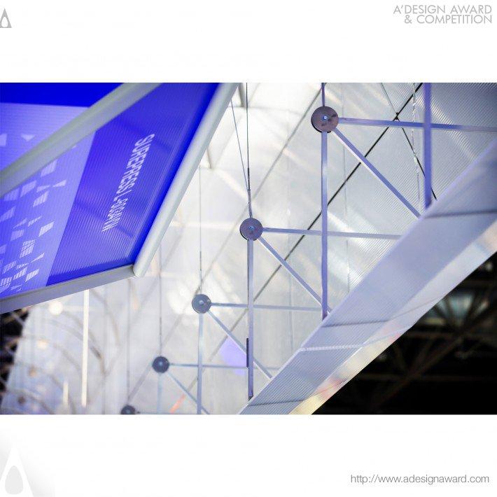 Epson Drupa2016 (Exhibition Stand Design)
