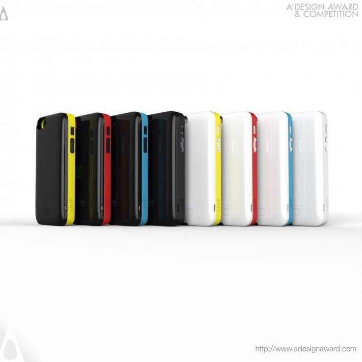 Parallel (Portable Battery Case Design)