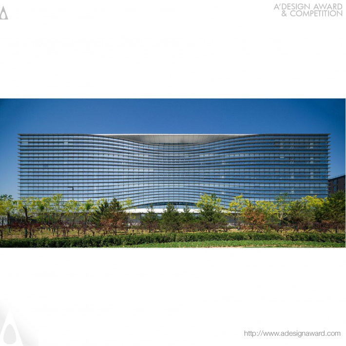 Aedas  - Sina Plaza Office