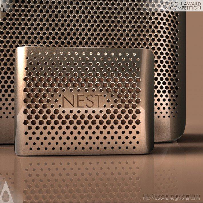 Nest (Nesting Speaker Design)