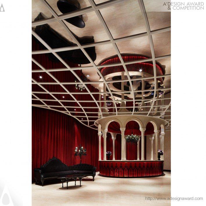 Sales Club of Xining Salzburg (Interior Design Design)
