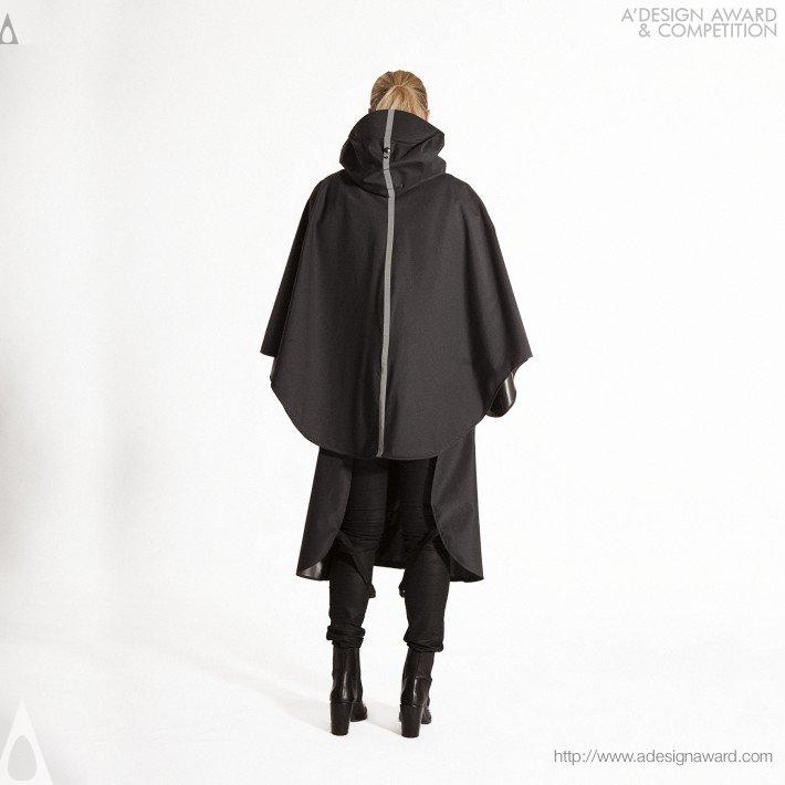 The Rain Dress (Urban Cycling Rainwear Design)