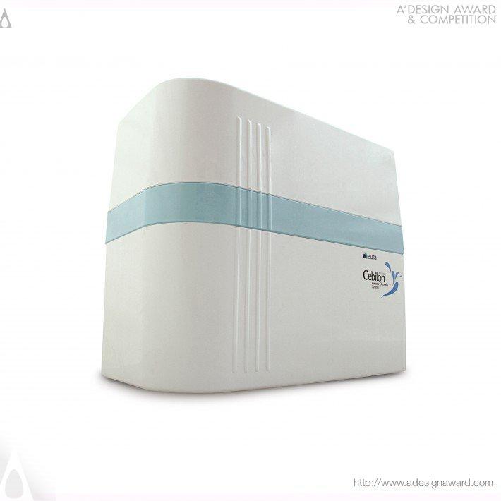 Aura Cebilon Plus (Water Purifier Design)