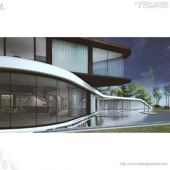Gasea (Cliff House Design)