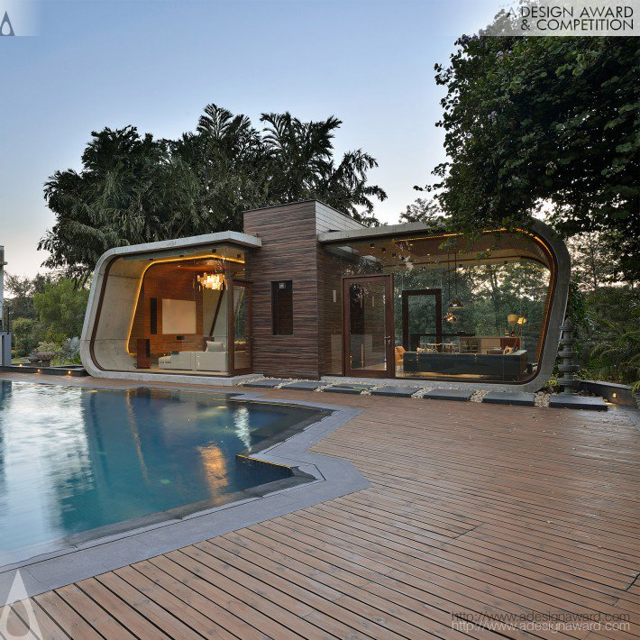 A\' Design Award and Competition - Pool House Residential Press Kit