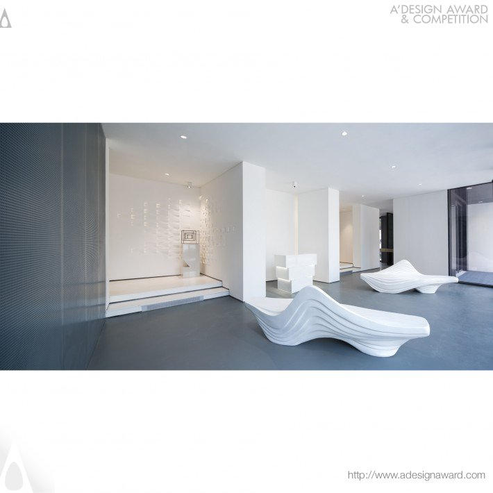 Mind The Sea (Showroom Design)