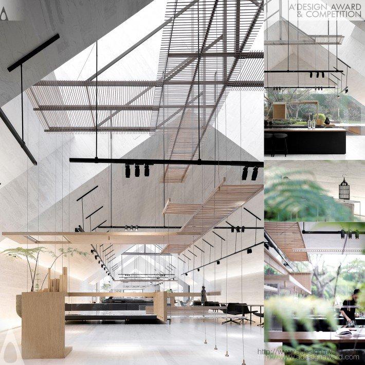 Sky Exhibition Hall (Sales Exhibition Hall Design)