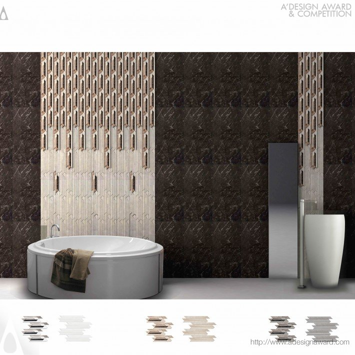 Stone & More Decorative Natural Wall Lining by Sule Koc