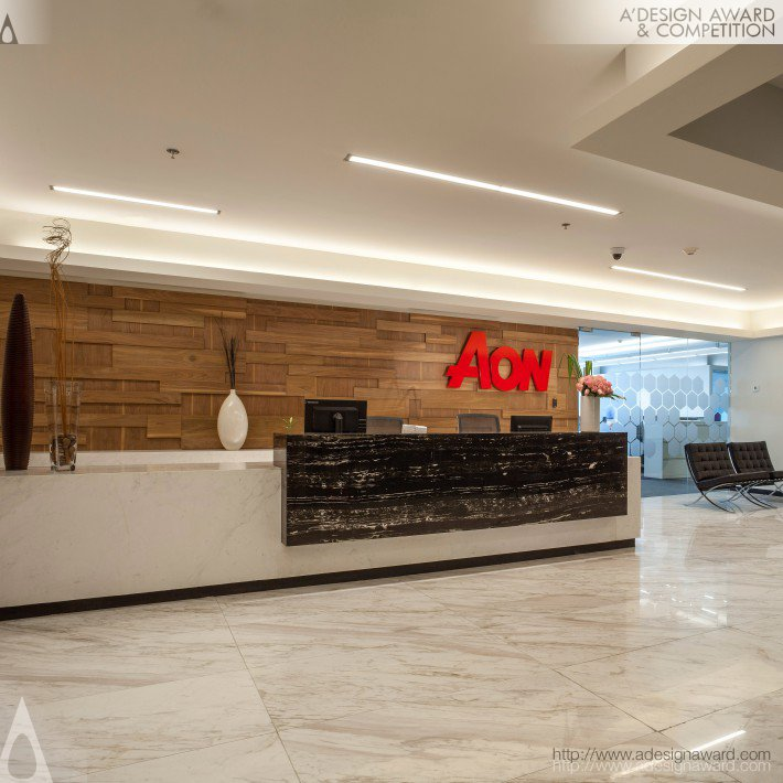 Aon Wellbeing Environment by Juan Carlos Baumgartner