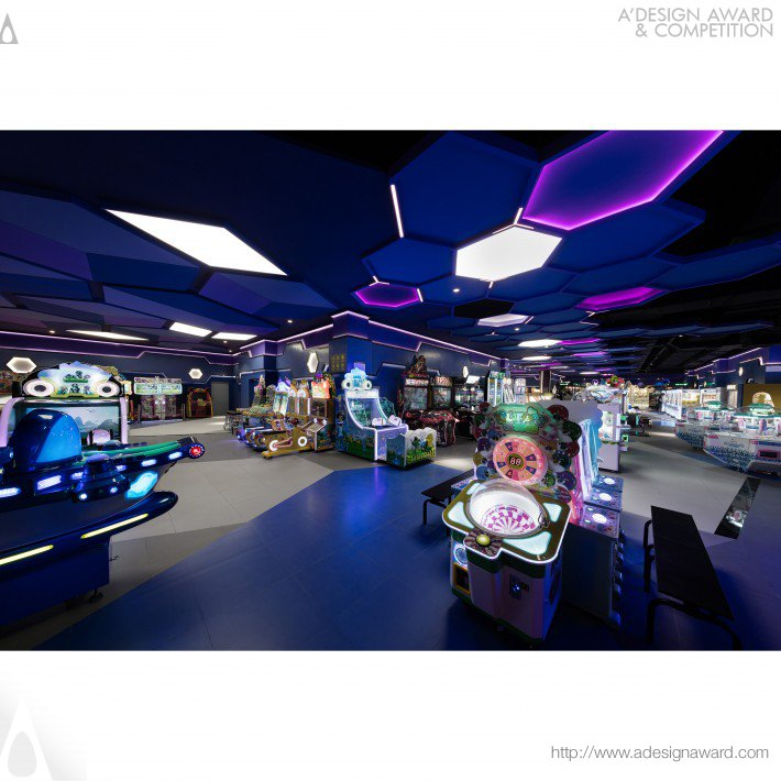 Meland Meilin Game Centre by CM Jao & Ken Cheung