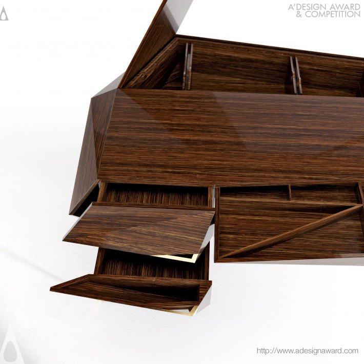 Intermodality (Desk Design)