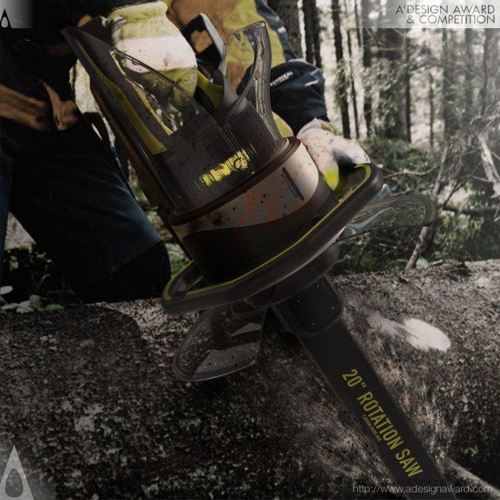 Rotation Saw (Power Saw Design)