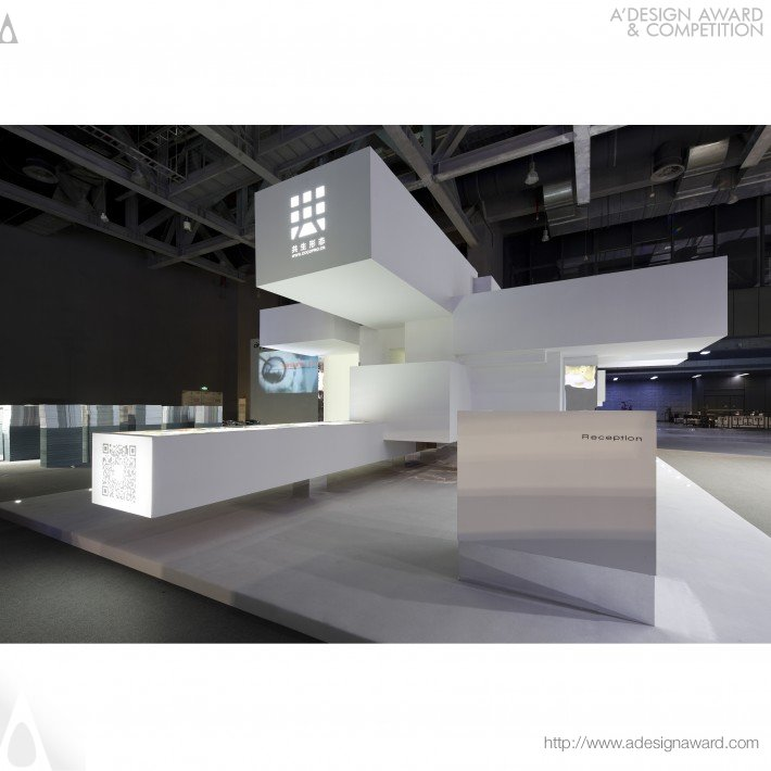 Ideaing Exhibition Space by Zheng Peng