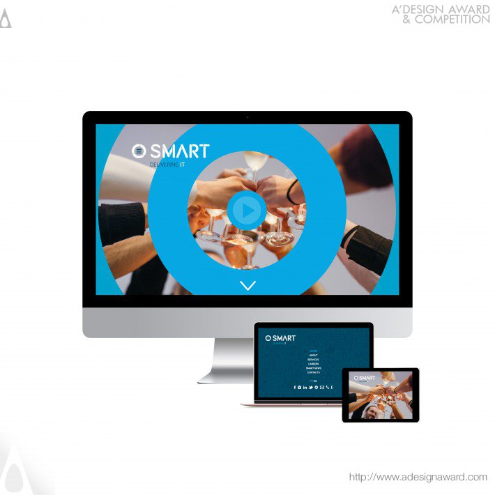 Smart Consulting (A Fully Responsive Webdesign Design)