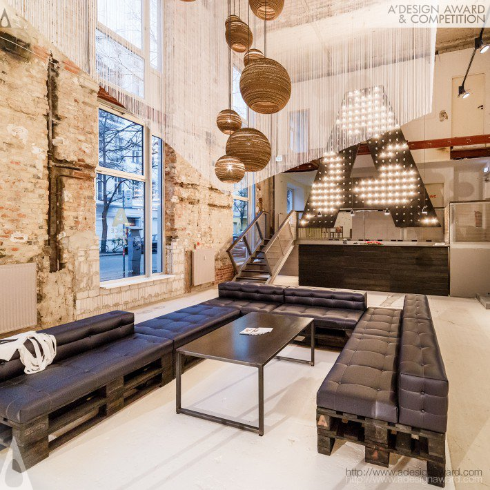 plajer & franz studio - A Space Temporary Showroom